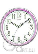 Настенные часы Rhythm Value Added Wall Clocks CMG548NR12