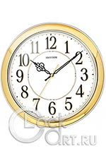 Настенные часы Rhythm Value Added Wall Clocks CMG553NR18