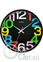 Настенные часы Rhythm Value Added Wall Clocks CMG589BR76