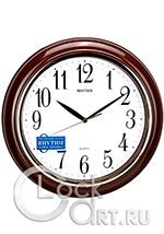 Настенные часы Rhythm Value Added Wall Clocks CMG723NR06