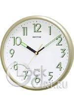Настенные часы Rhythm Value Added Wall Clocks CMG727NR18