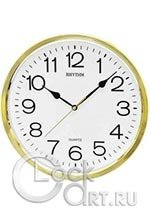 Настенные часы Rhythm Value Added Wall Clocks CMG734CR18