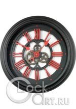 Настенные часы Rhythm Value Added Wall Clocks CMG761NR02