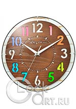 Настенные часы Rhythm Value Added Wall Clocks CMG778NR06