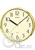 Настенные часы Rhythm Value Added Wall Clocks CMG839AZ18