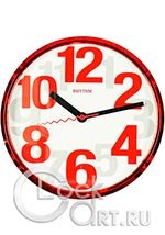 Настенные часы Rhythm Value Added Wall Clocks CMG839ER01