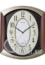 Настенные часы Rhythm Value Added Wall Clocks CMG856NR06
