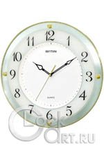 Настенные часы Rhythm Value Added Wall Clocks CMG876NR18