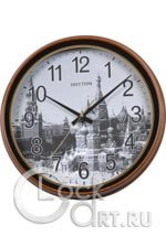Настенные часы Rhythm Value Added Wall Clocks CMG898AZ06