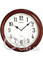 Настенные часы Rhythm Wooden Wall Clocks CMG911NR06