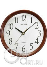 Настенные часы Rhythm Wooden Wall Clocks CMG964NR06