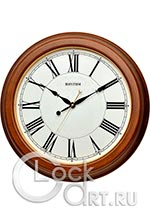 Настенные часы Rhythm Value Added Wall Clocks CMG557NR06