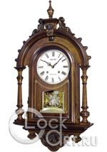 Настенные часы Rhythm High Grade Wooden Clocks CMH752NR06