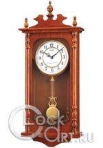 Настенные часы Rhythm Wooden Wall Clocks CMJ302ER06