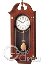Настенные часы Rhythm Wooden Wall Clocks CMJ303ER06
