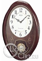 Настенные часы Rhythm Wooden Wall Clocks CMJ320NR06
