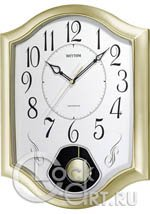 Настенные часы Rhythm Value Added Wall Clocks CMJ494BR18