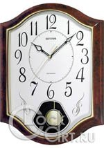 Настенные часы Rhythm Value Added Wall Clocks CMJ494NR06