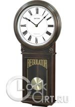 Настенные часы Rhythm High Grade Wooden Clocks CMJ511NR06