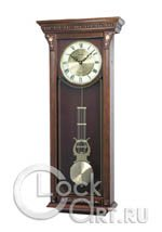 Настенные часы Rhythm High Grade Wooden Clocks CMJ513NR06