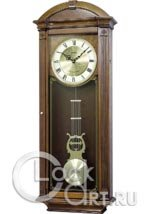 Настенные часы Rhythm High Grade Wooden Clocks CMJ514NR06