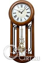 Настенные часы Rhythm Wooden Wall Clocks CMJ547NR06