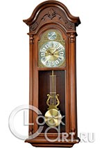 Настенные часы Rhythm Wooden Wall Clocks CMJ578NR06