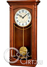 Настенные часы Rhythm Wooden Wall Clocks CMJ581NR06