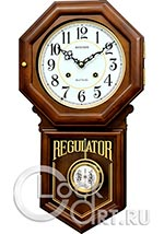 Настенные часы Rhythm High Grade Wooden Clocks CMJ586NR06