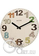 Настенные часы Rhythm Value Added Wall Clocks CMP547NR06