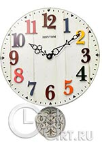 Настенные часы Rhythm Value Added Wall Clocks CMP549NR03