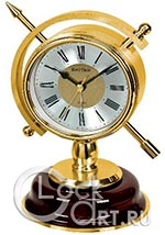 Настольные часы Rhythm Wooden Table Clocks CRE960NR18