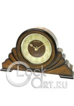 Настольные часы Rhythm Wooden Table Clocks CRG108NR06