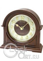 Настольные часы Rhythm Wooden Table Clocks CRG109NR06