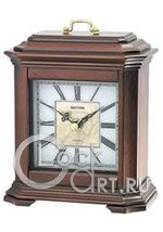 Настольные часы Rhythm Wooden Table Clocks CRG114NR06