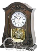 Настольные часы Rhythm Wooden Table Clocks CRH165NR06