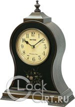 Настольные часы Rhythm Wooden Table Clocks CRH169NR06