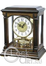 Настольные часы Rhythm Wooden Table Clocks CRH176NR06