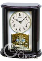 Настольные часы Rhythm Wooden Table Clocks CRH231NR06