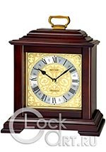 Настольные часы Rhythm Wooden Table Clocks CRH243NR06