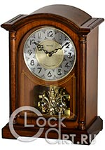 Настольные часы Rhythm Wooden Table Clocks CRH250NR06
