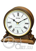 Настольные часы Rhythm Wooden Table Clocks CRH251NR06