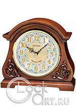 Настольные часы Rhythm Wooden Table Clocks CRH260NR06