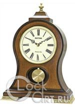 Настольные часы Rhythm Wooden Table Clocks CRJ721NR06