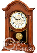 Настольные часы Rhythm Wooden Table Clocks CRJ756NR06