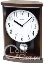 Настольные часы Rhythm Wooden Table Clocks CRP610NR06