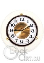 Настенные часы Sinix Wall Clocks 1018CMA-WHITE