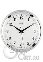 Настенные часы Tomas Stern Wall Clock TS-8021-CHROME