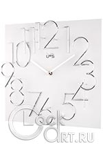 Настенные часы Tomas Stern Wall Clock TS-8036-WHITE