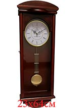 Настенные часы Woodpecker Wood Clocks WP-9224W1M-07
